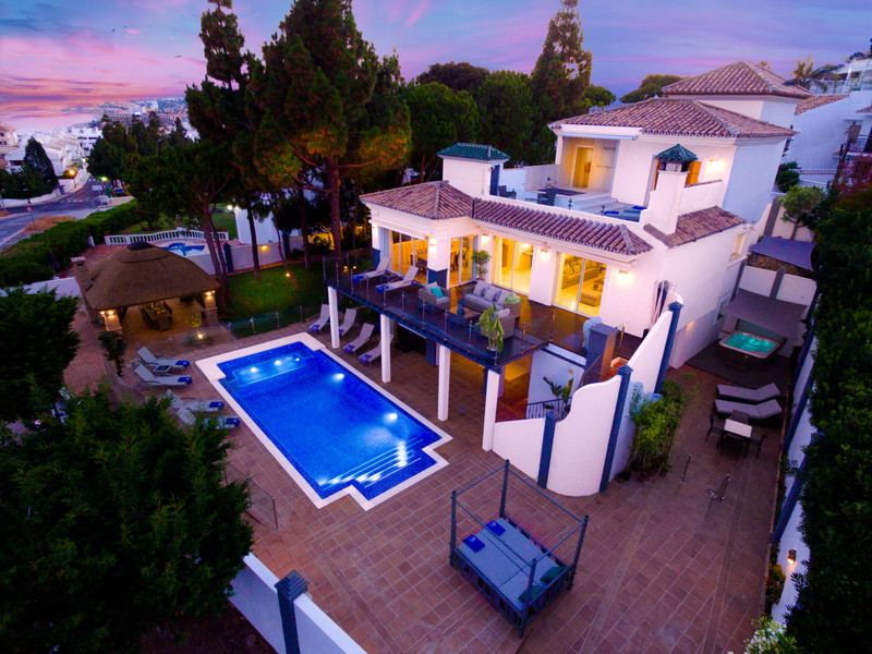 Maisons La Cala de Mijas 3