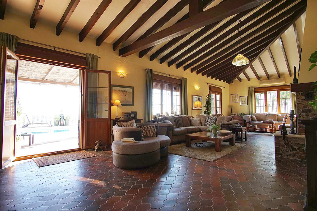 Beautiful traditional Andalusian style finca, rustic but with lots of charm. It is south facing and ,Spain