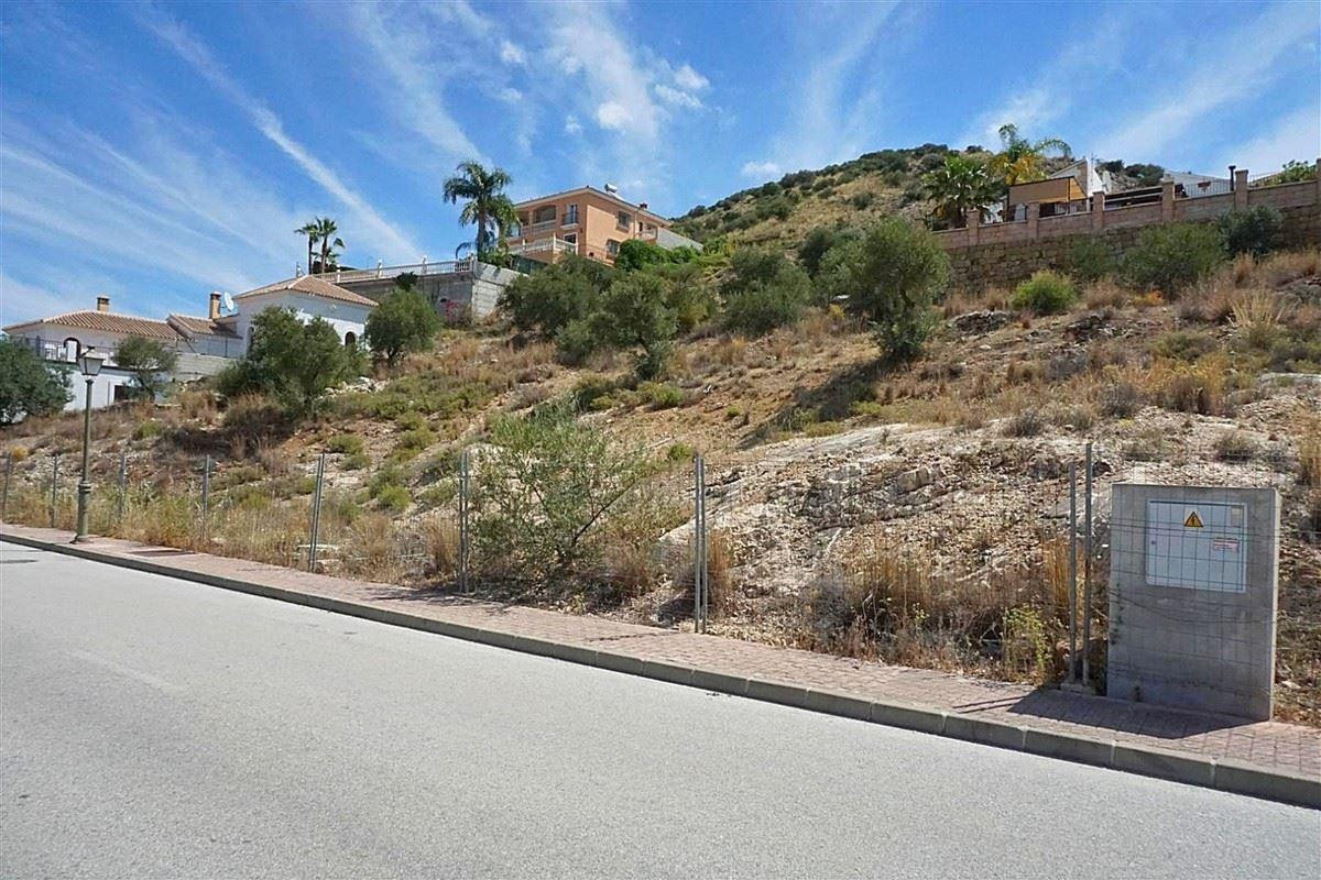 Great south-west facing residential plot offering panoramic mountain views. There is also the possib,Spain