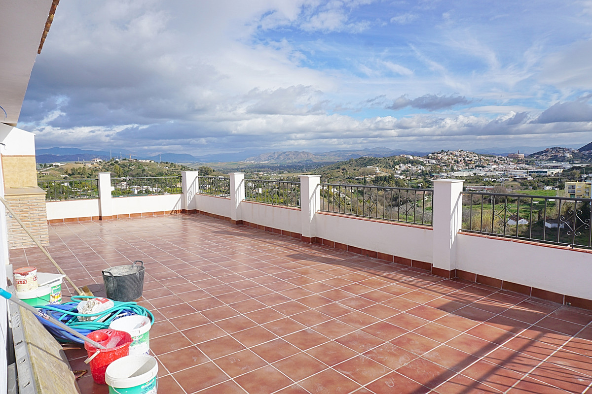 A MUST SEE!!   This newly built south facing penthouse has a whopping private terrace offering panor,Spain