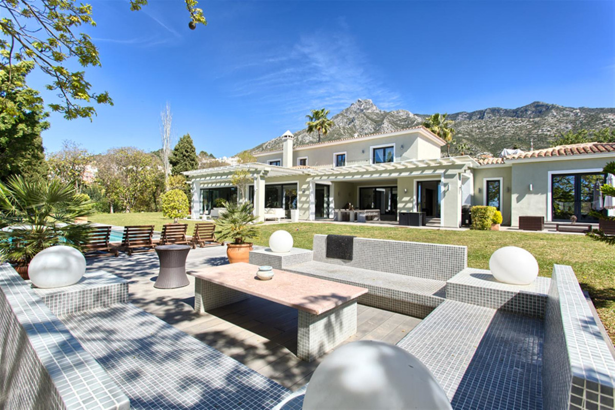 Villa – Chalet en Venta en The Golden Mile – R3399952