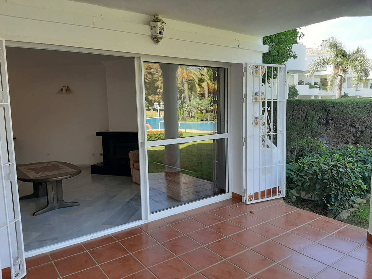 SPACIOUS GROUND FLOOR GARDEN APARTMENT in Gated, Secure Complex within Mijas Golf, having EASY ONE LSpain