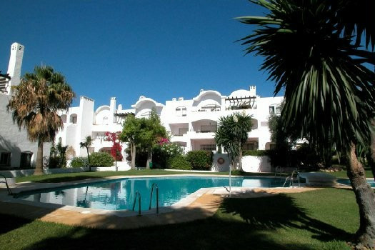 Southwest facing penthouse with lovely views from solarium. Two bedrooms, two bathrooms, fitted kitc,Spain