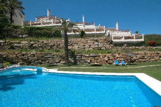 Unique spacious 2 bedroom apartment with wonderful views situated in the golf valley. Very high qual,Spain