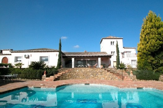 Impressive and Extensive 5 bedroom suite residence  set in mature gardens with fruit trees, subtropi, Spain