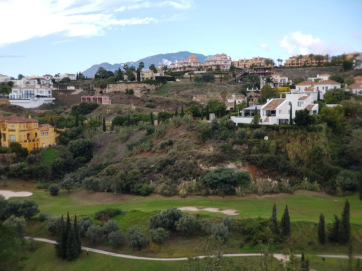 Two building plots next to a well known golf course facing east and south.  Each plot has almost 200, Spain