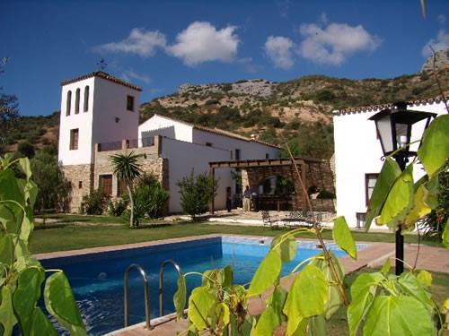 This south East facing rustic finca is located in a National Park just 10kms from Ronda and consists, Spain