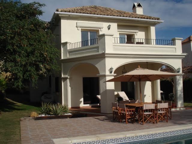 Fristående villa i La Alcaidesa R3066583