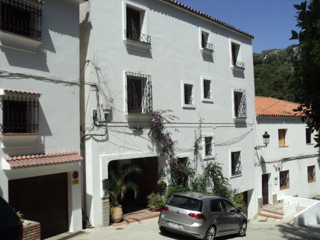 Casares Pueblo  Spain