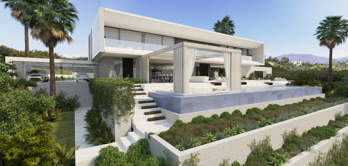 7 Bedroom Villa For Sale in El Madroñal - El Madroñal, Benahavis