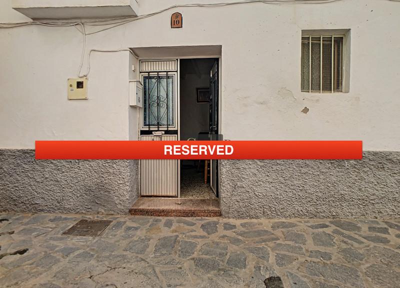 Adosada - Canillas de Aceituno - R3529144 - mibgroup.es