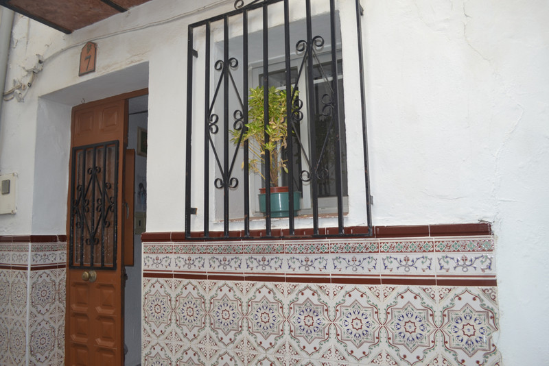 Townhouse in Canillas de Aceituno for sale