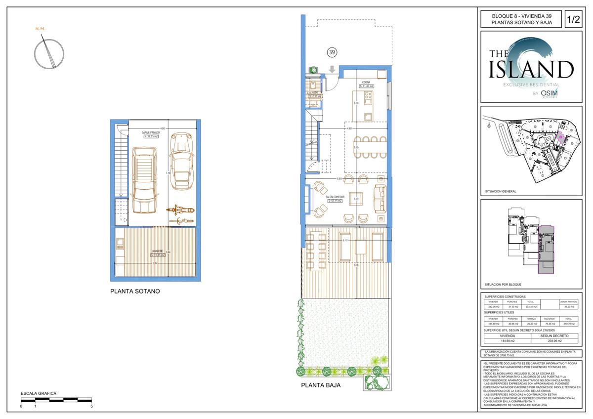 Rijhuis te koop in Estepona R3677504