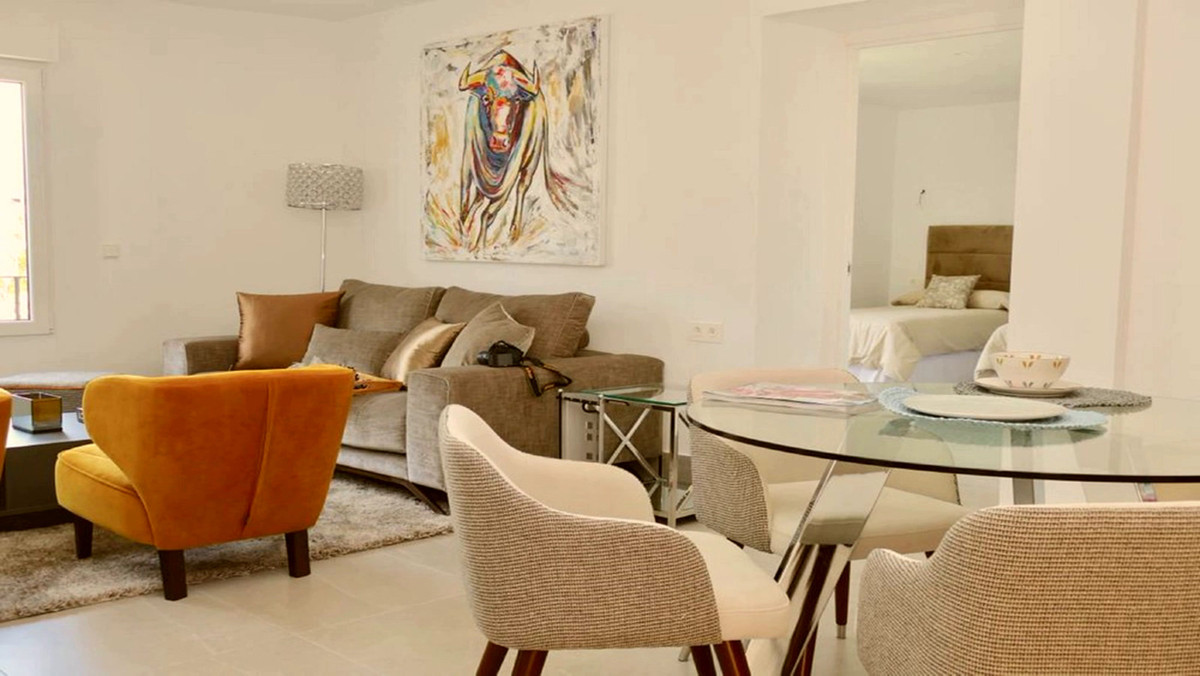 Presenting this key-ready apartment in the heart of Puerto banus, within steps of the bustling port , Spain