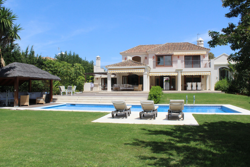 Marbella Banus Villa – Chalet, Marbella – R3425443