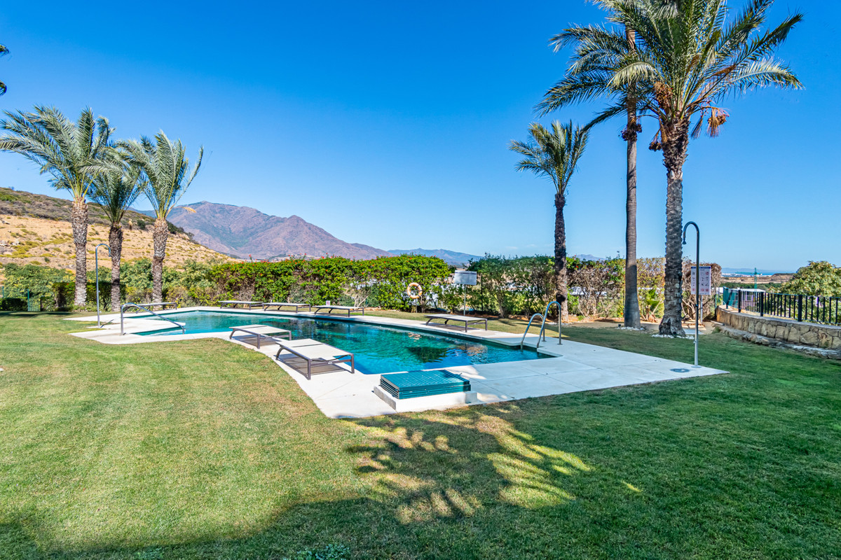 Altos de Cortesin is a private gated urbanization with security 24hours, 3 swimming pools, and well-,Spain