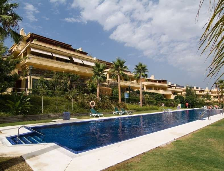 This fantastic 2 bedroom apartment is located in the area of Sierra Blanca, a five star resort on th,Spain