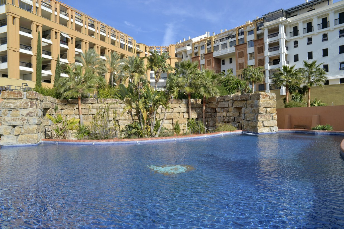 Apartment located in Edif. Corona, in the area of Nueva Alcantara, recently built. Large gardens, co, Spain