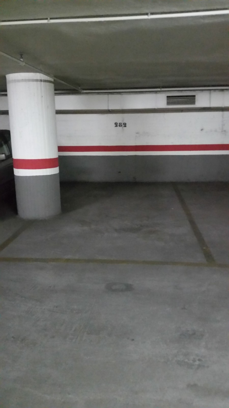 FULL DOMAIN PROPERTY For sale an underground parking place in a very central building, a few steps f, Spain