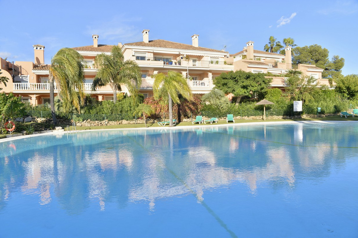 Spacious 2 bedroom penthouse, beachside, New Golden Mile, Estepona Next to the beach between Marbell,Spain