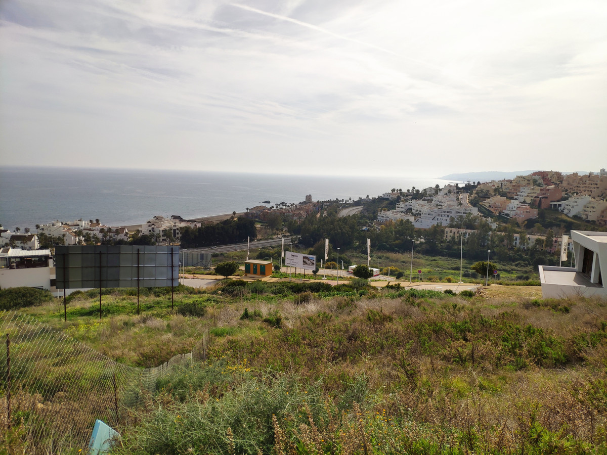 Sea views from this urban plot for sale in Casares Playa. Urban plot for sale of 840m² to build a de, Spain