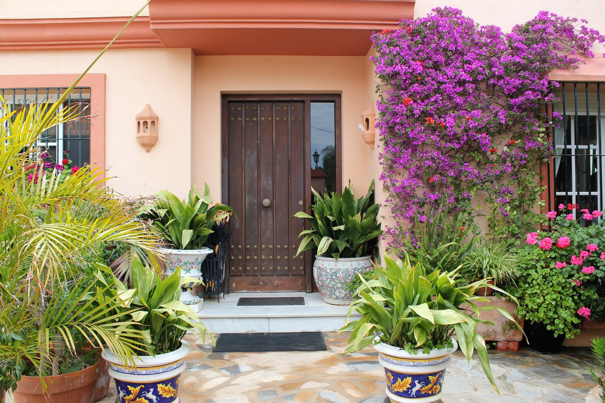 Magnificent detached house in a very exclusive area of Marbella of great tranquility and without noi,Spain