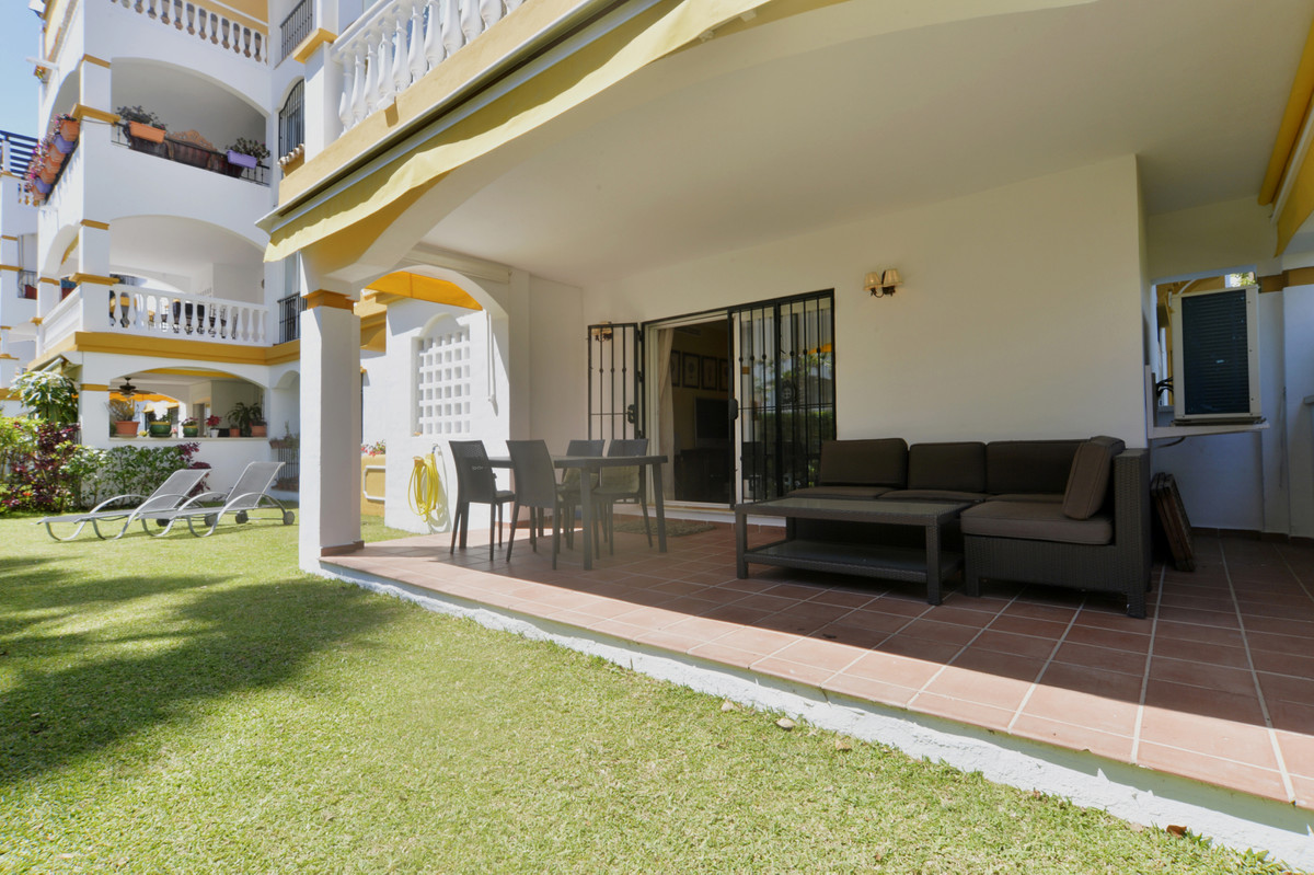 Super ground floor located in one of the most demanded urbanization of the Costa del Sol, walking to,Spain