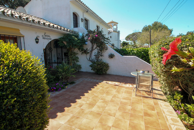 Bungalow in Elviria