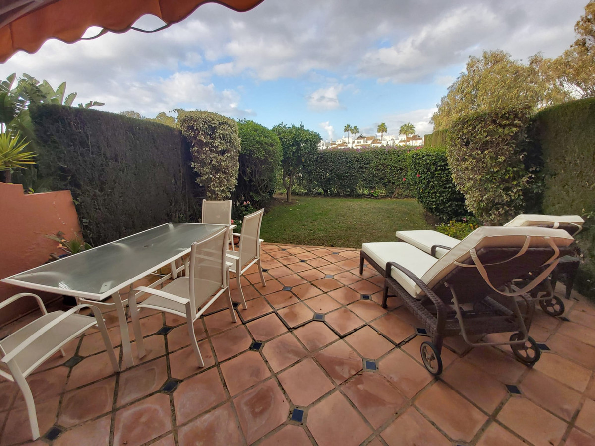 Conveniently located three bedroom townhouse close to all amenities in Atalaya and Diana Park.   Thi, Spain