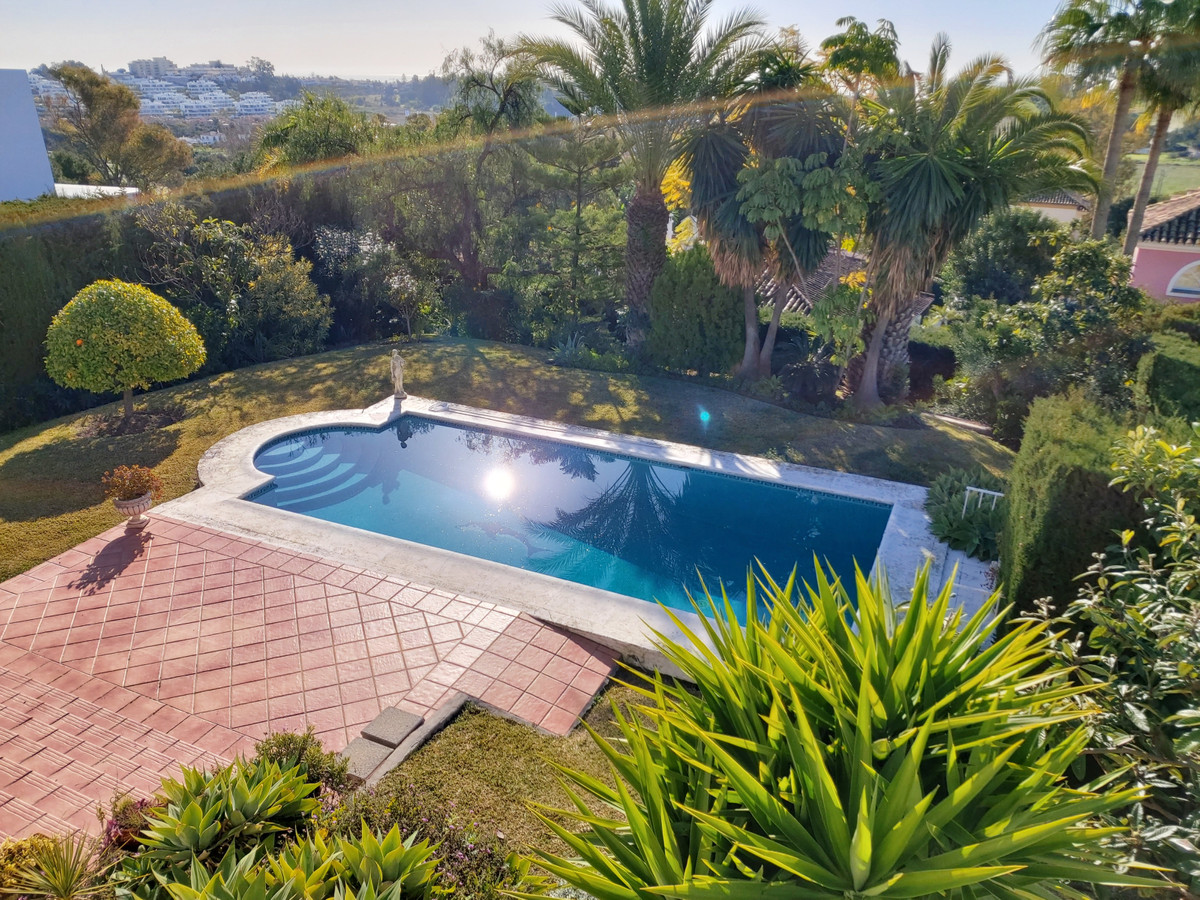 Fantastic family home nestled between two golf courses with super views and a private, tranquil loca, Spain