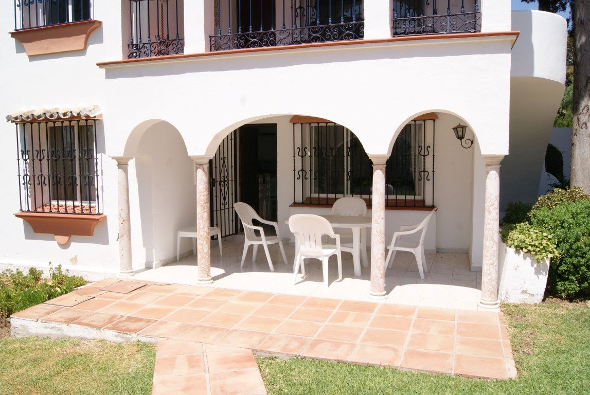 Ground Floor Apartment in Benavista