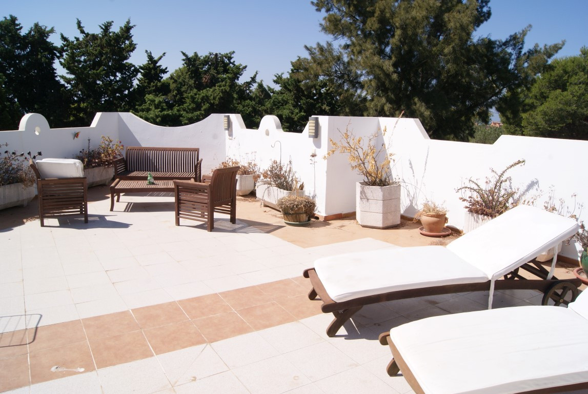 Two bedroom apartment with spectacular roof terrace garden offering mountain and countryside views. ,Spain