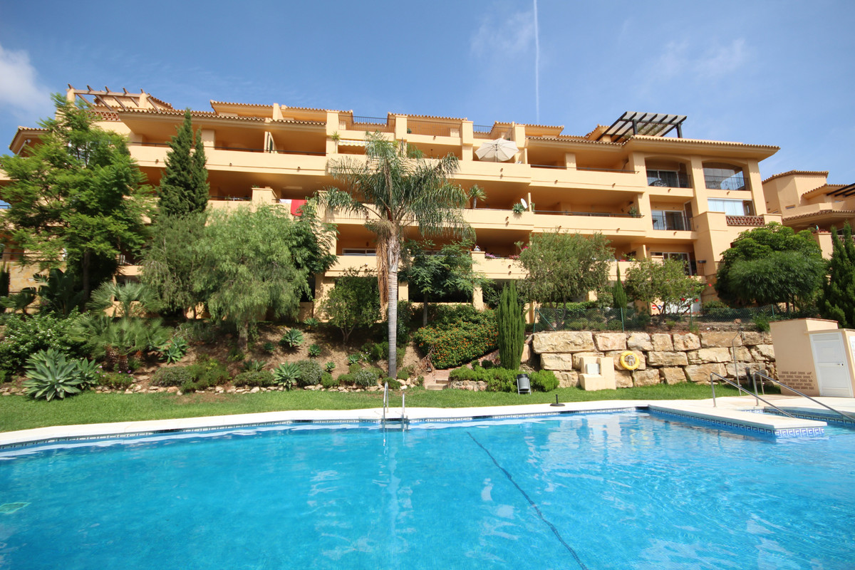 This newly renovated, very bright and open 2 bedroom, ground floor apartment is situated within a be, Spain