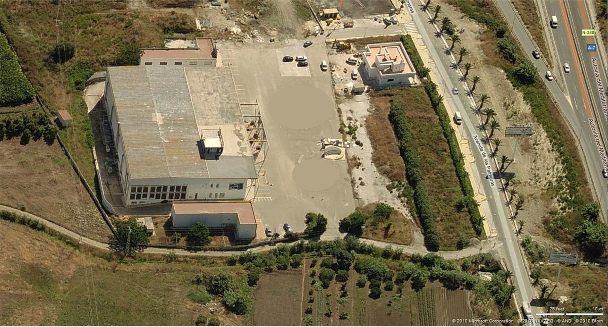 commercial Plot for sale in CANCELADA area in expansion with new projects, The plot is fully commerc,Spain