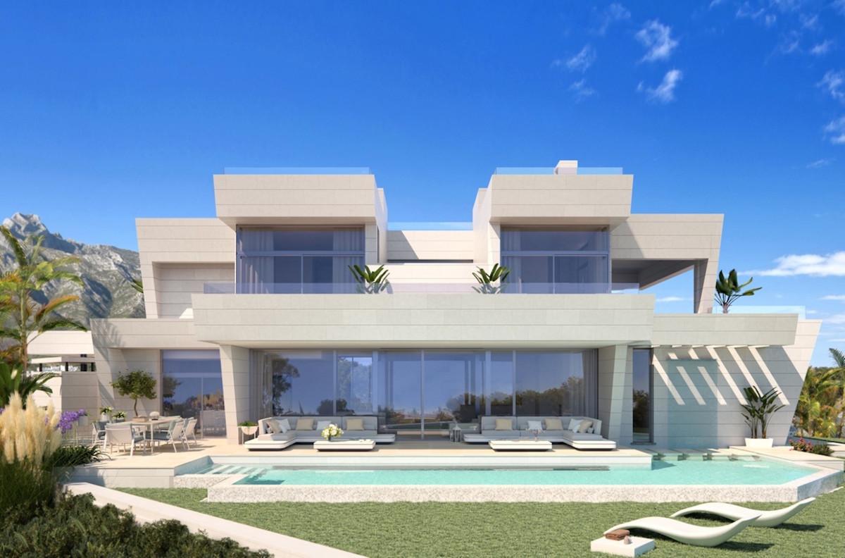 Marbella Banus Villa – Chalet en Venta en The Golden Mile – R3658832