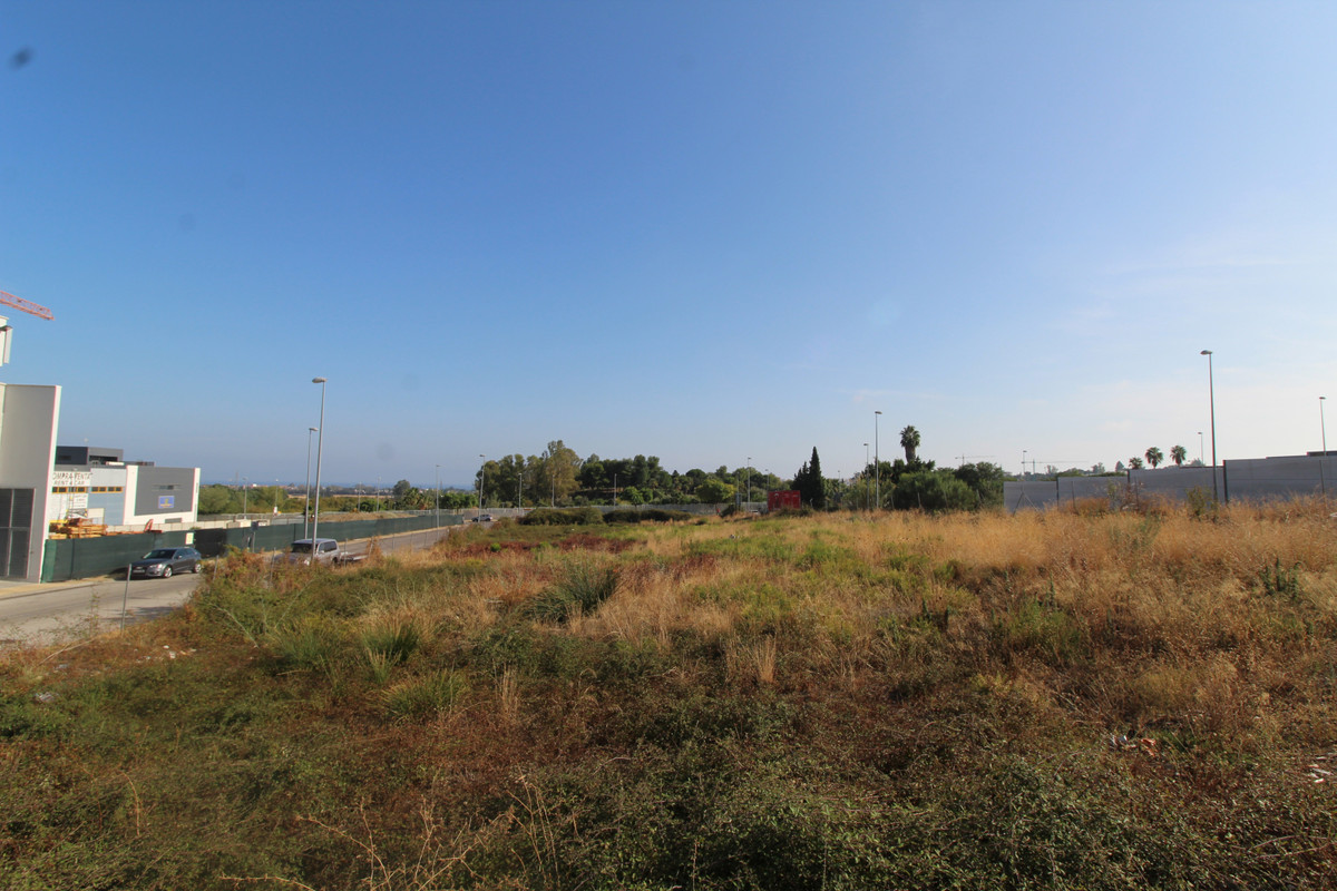 Industrial Plot in San Pedro de Alcantara, the plot is located in one of the more busy and active in, Spain