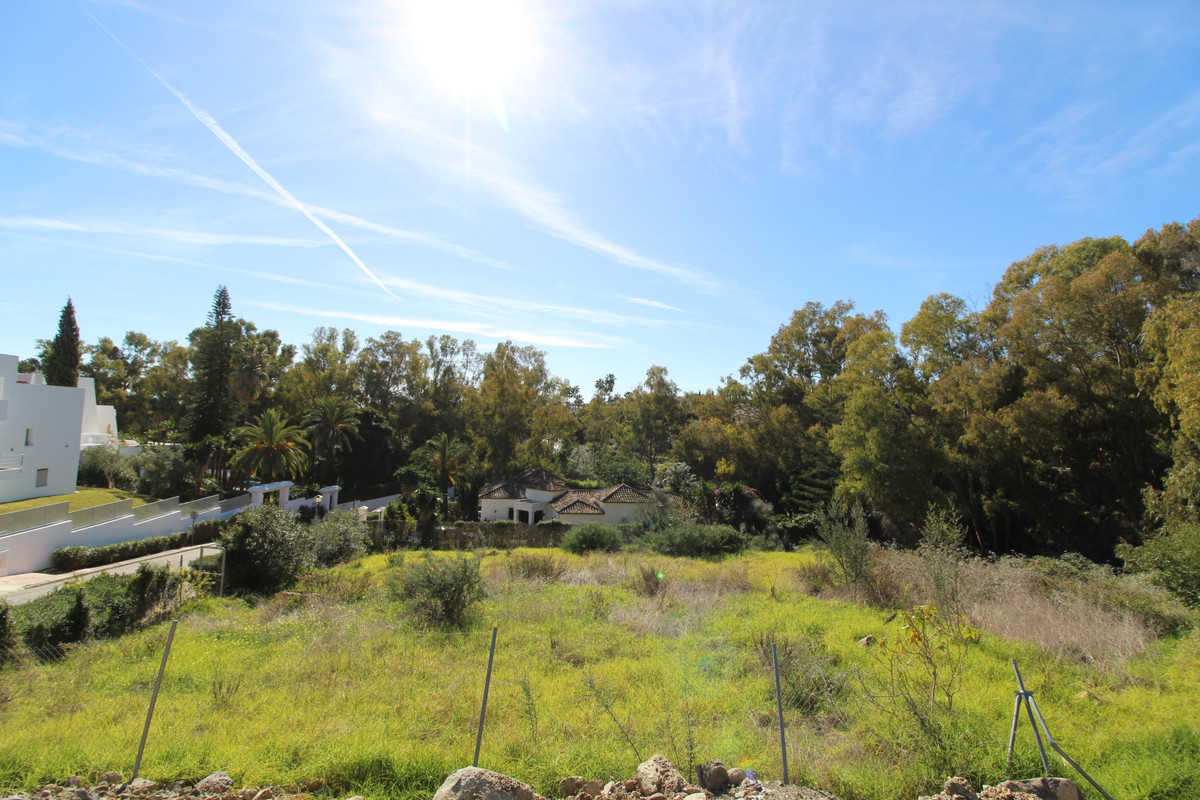 Plot for sale in Nueva Andalucia, Marbella with building license. Regarding property dimensions, it ,Spain