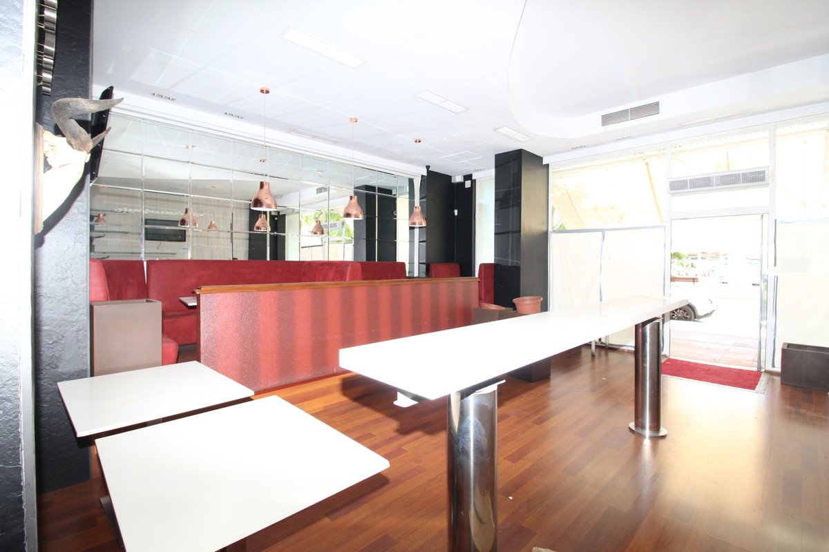 Free holding Local commercial in Heart of Puerto Banus,  running local commercial , with clients for,Spain