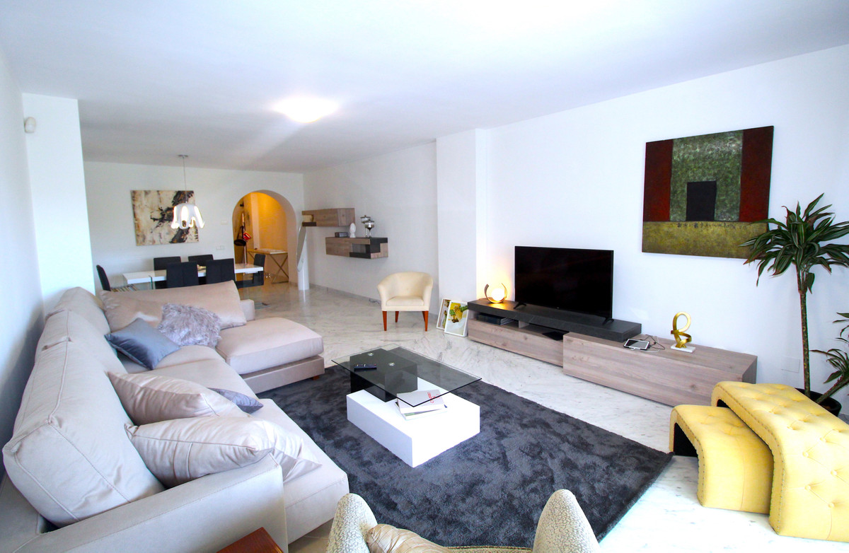 Apartment for sale and for rent in Playas del Duque, Edf.Malaga, Marbella, with 3 bedrooms and 3 bat,Spain