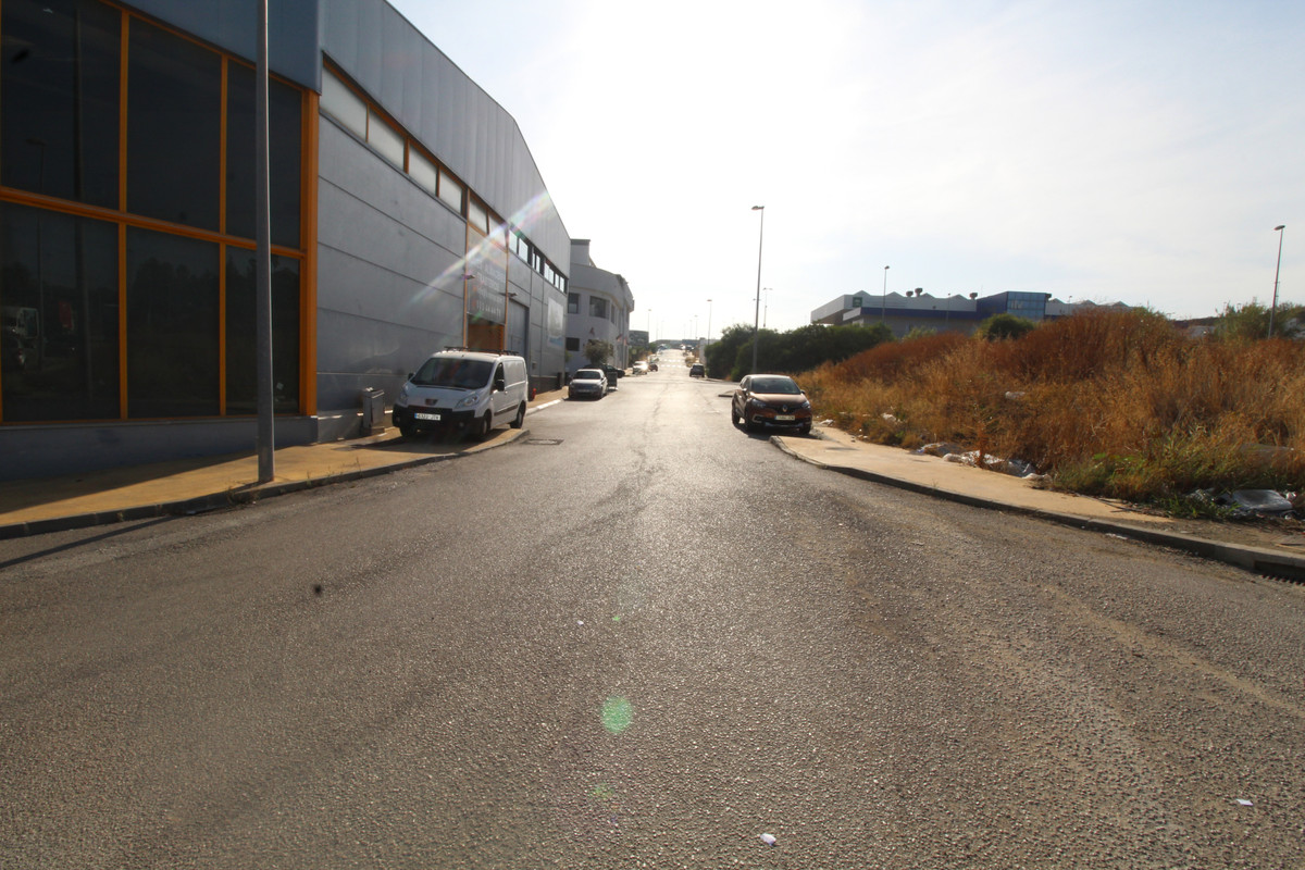 Industrial Plot in San Pedro de Alcantara, the plot is located in one of the more busy and active in,Spain