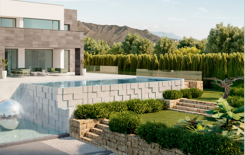 Marbella Banus Villa – Chalet en Venta en The Golden Mile – R3077827