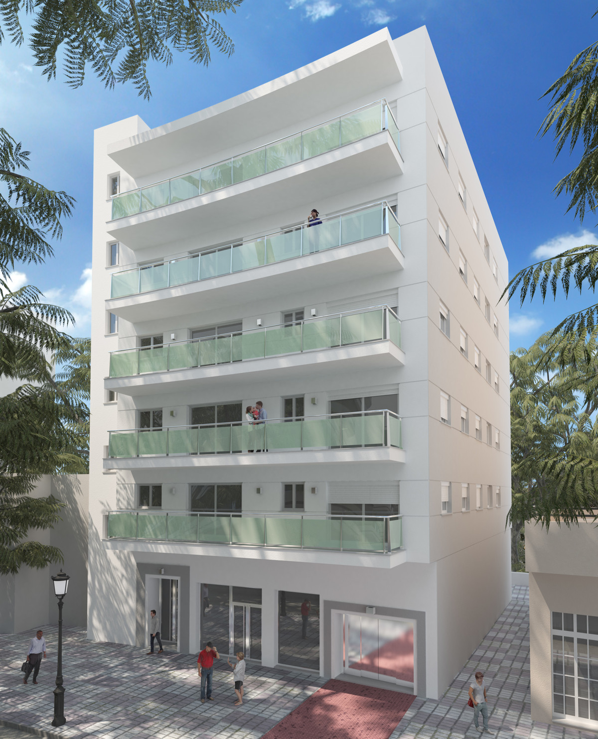 Brand new apartment in Marbella center, just 70M away from the beach  The aptartament belongs to a t,Spain