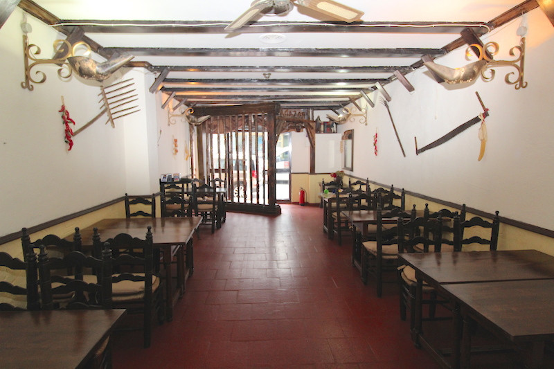 Restaurant in San  Pedro de alcantara ,residential area ,very near to a smalll hotel ,the local incl, Spain