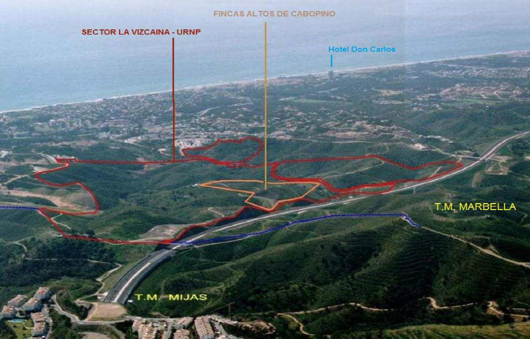 R2834993   Land in Cabopino – € 2,500,000