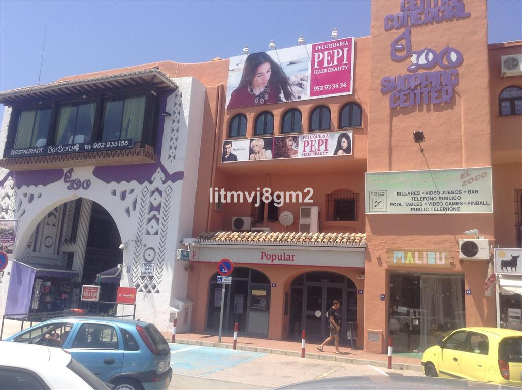 Commercial, Office  for sale   and for rent    en Calahonda