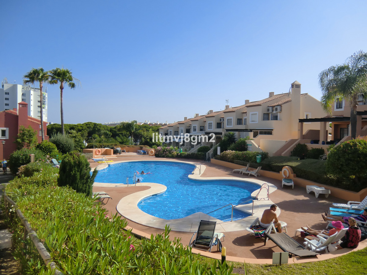 EXCELLENT LOCATION JUST 200 METERS FROM THE SEA Andalusian style house in ground floor, with an appr, Spain