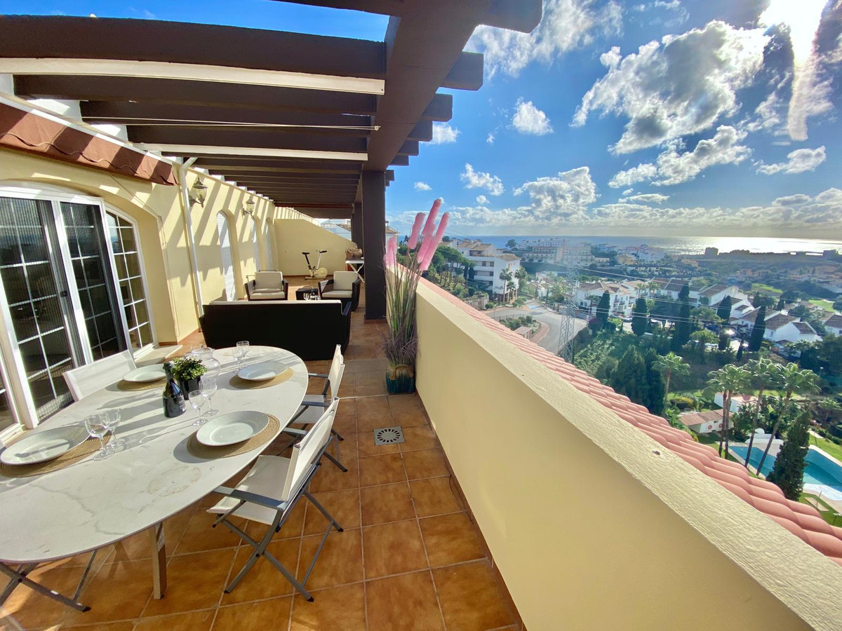 Splendid Penthouse offering spectacular panoramic views!  Recently renovated, this 2 Bedroom - 2 Bat,Spain