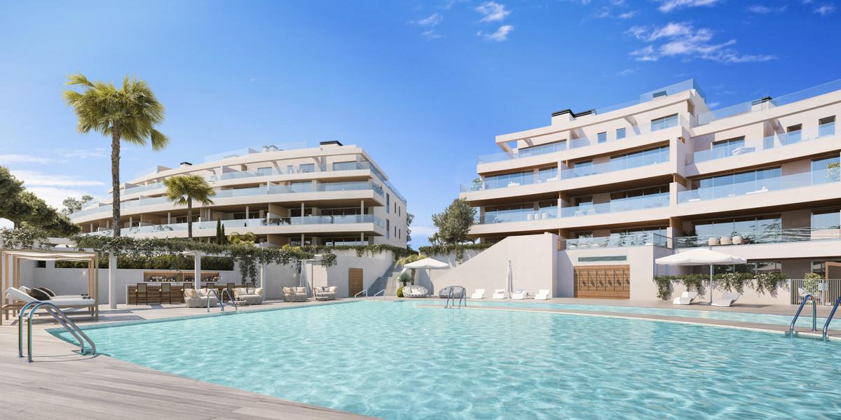 2 Bedroom Ground Floor Apartment For Sale Mijas Costa, Costa del Sol - HP3323095