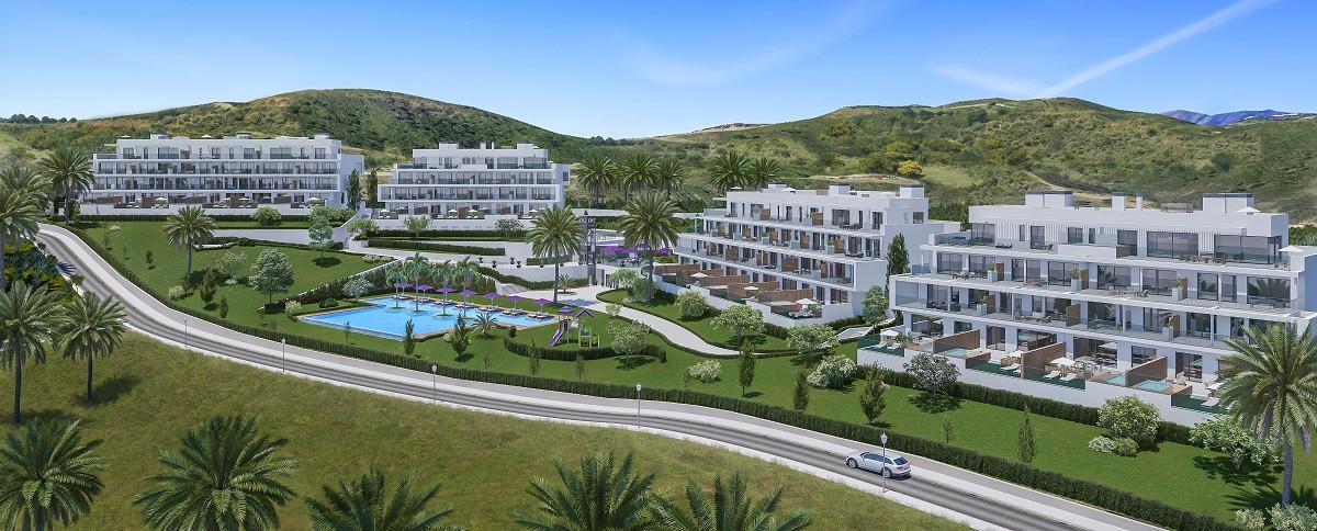 2 Bedroom Ground Floor Apartment For Sale Mijas, Costa del Sol - HP3434017