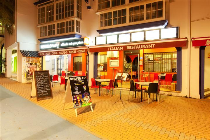 This is an excellent opportunity to purchase a restaurant with proven business history and in a good,Spain